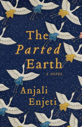 The Parted Earth by Anjali Enjeti book cover